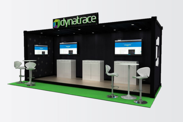 DYNATRACE SHIPPING CONTAINER 10 x 20