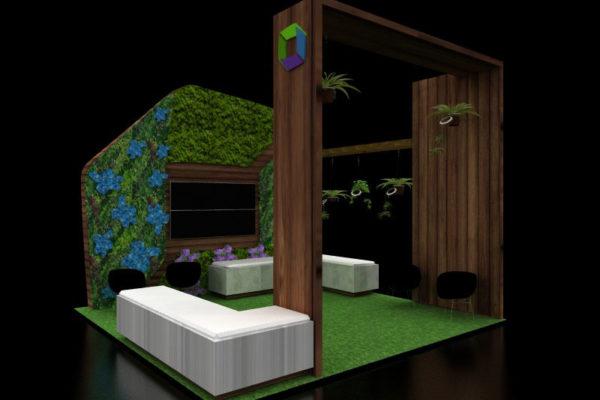 custom garden environment