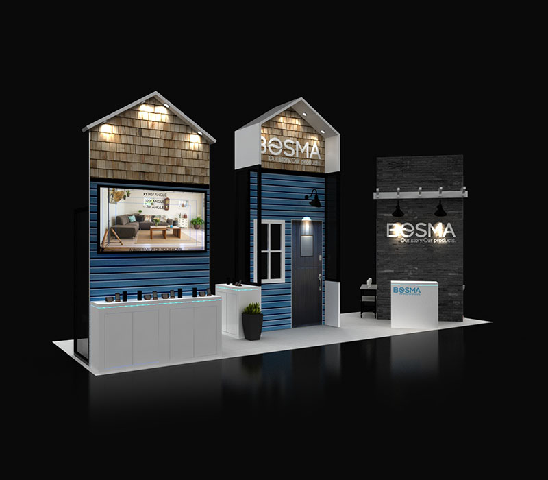 ISC West product displays