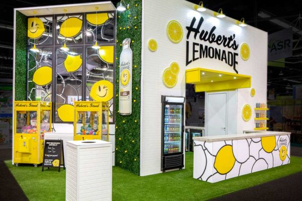 Hubert's Lemonade 20 x 30 - NPEW 2019 Anaheim, CA