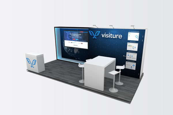 e-commerce trade show display