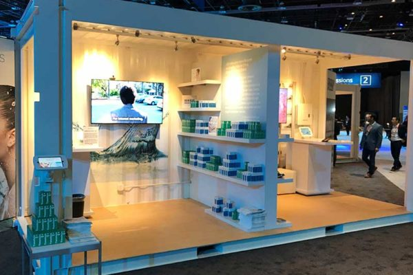 SKINCARE BOOTH