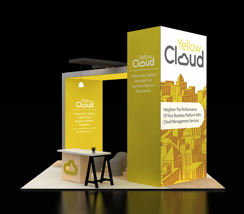trade show display tower