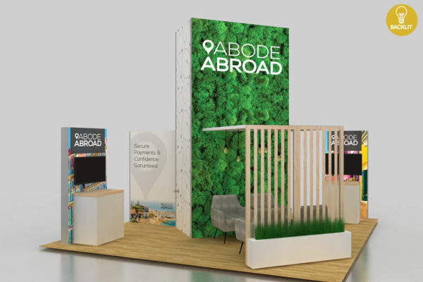 Abode Abroad 20 x 20