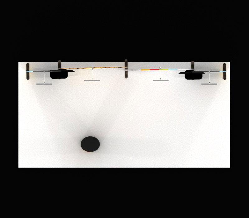 Pop up Modular 10x20 Display