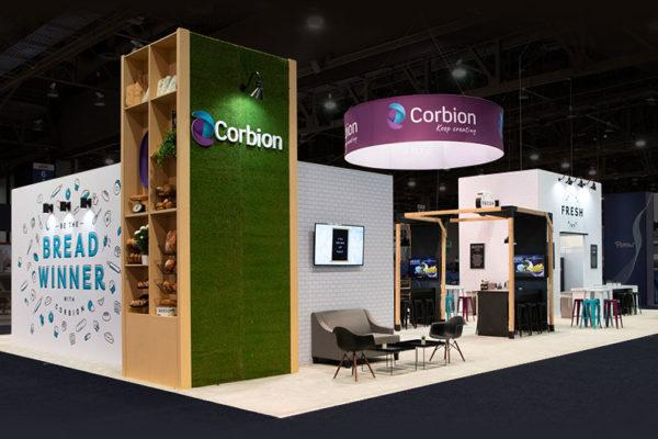 CORBION 40 x 70 - IBIE 2019 Las Vegas