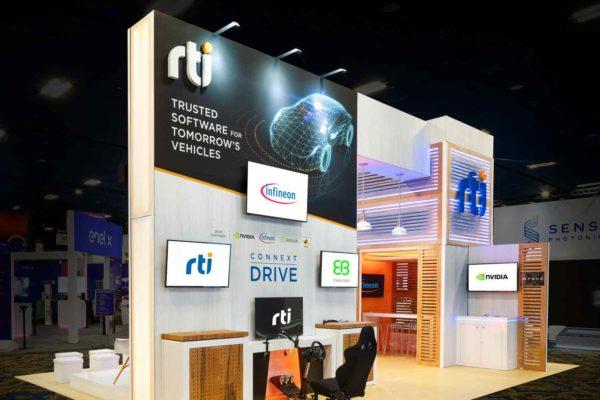 RTI 20 x 30 - CES 2020 Las Vegas