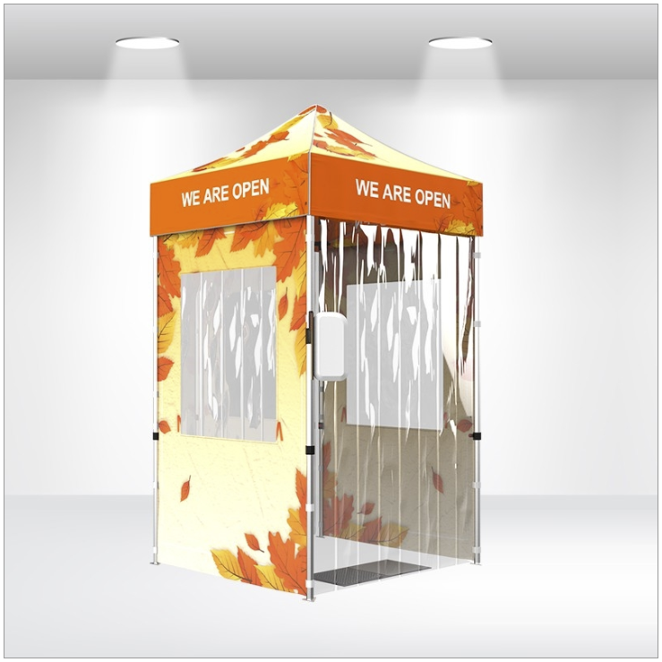 Covid-19 5x5 Disinfection Tent